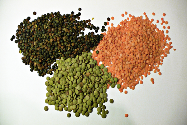 lentils for reducing depression