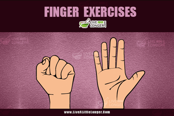 finger exercises for prevention of wrist pain