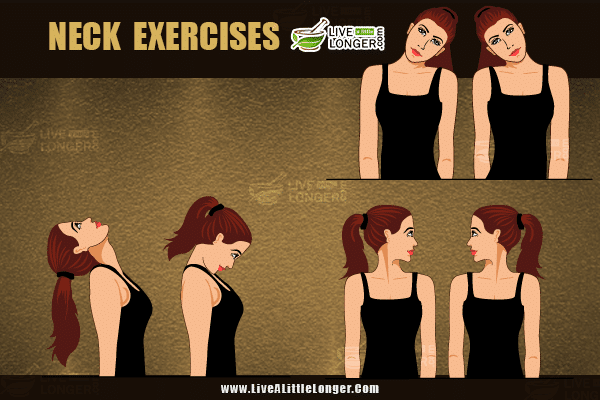 simple exercises to prevent stiff neck