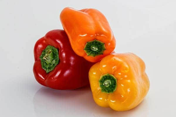 bell peppers for breast cancer