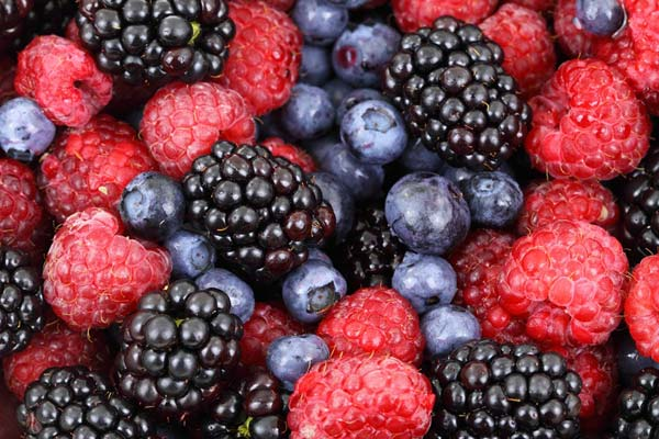 berries for breast cancer