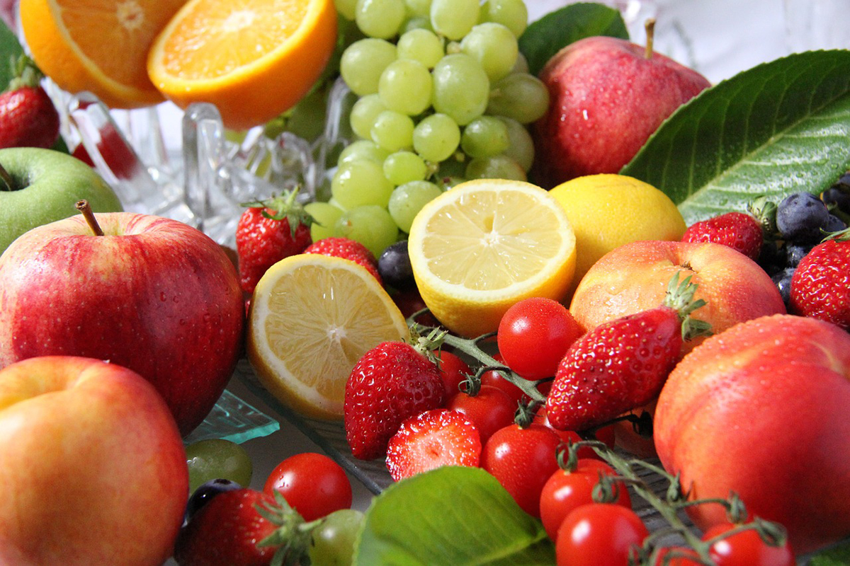 best fruit salad for the intestinal cleansing process